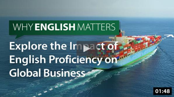 Impact of English Proficiency on Global Business