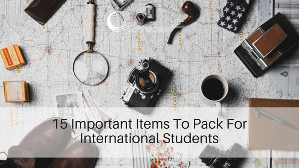 15 Important Items To Pack For International Students