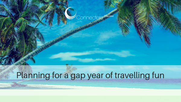 Planning for a gap year of travelling fun