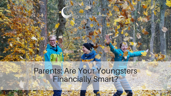 Parents: Are Your Youngsters Financially Smart?