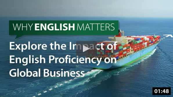 Impact of English Proficiency on Global Business
