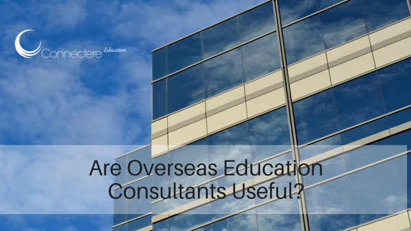 Are Overseas Education Consultants Useful?