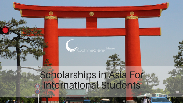 Scholarships in Asia For International Students
