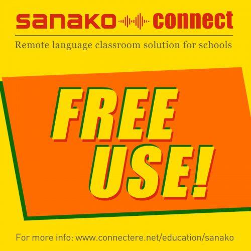Sanako Connect, Connectere